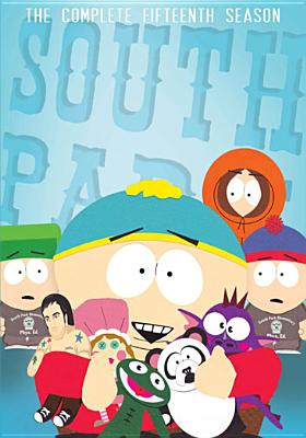 SOUTH PARK:COMPLETE FIFTEENTH SEASON BY SOUTH PARK (DVD)