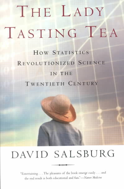 The Lady Tasting Tea By Salsburg, David